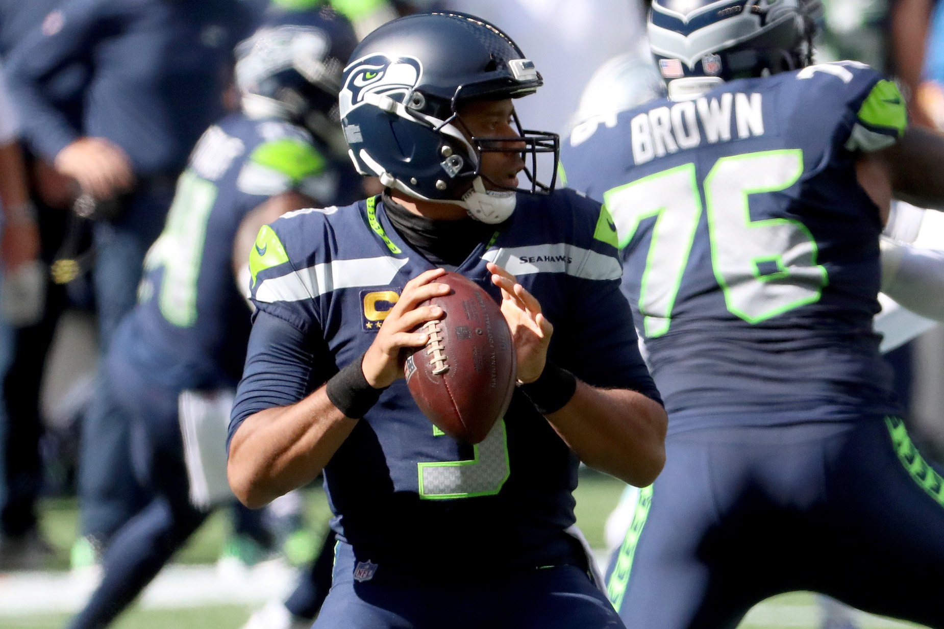 While Russell Wilson has never received a single NFL MVP vote, the Seattle Seahawks quarterback wants even more than that this season.