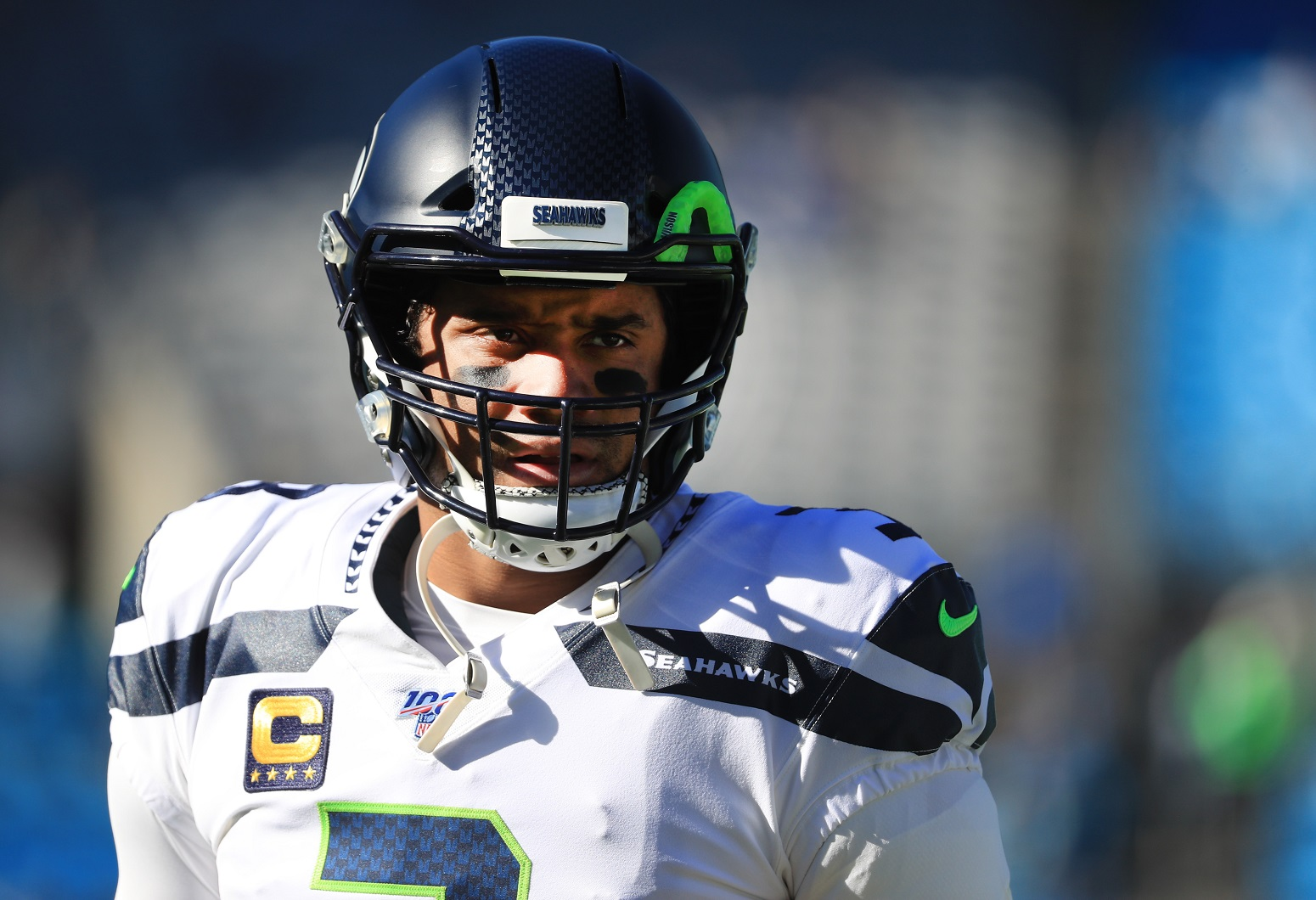 Russell Wilson Seahawks frightening message NFL