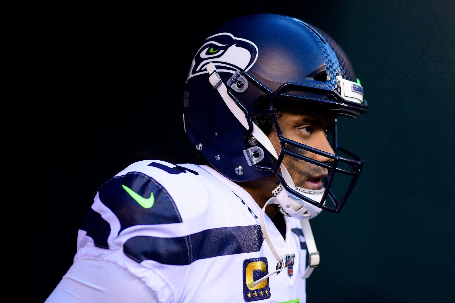 Russell Wilson sent a heartfelt message to former college teammate James White, whose father tragically died in a car accident.