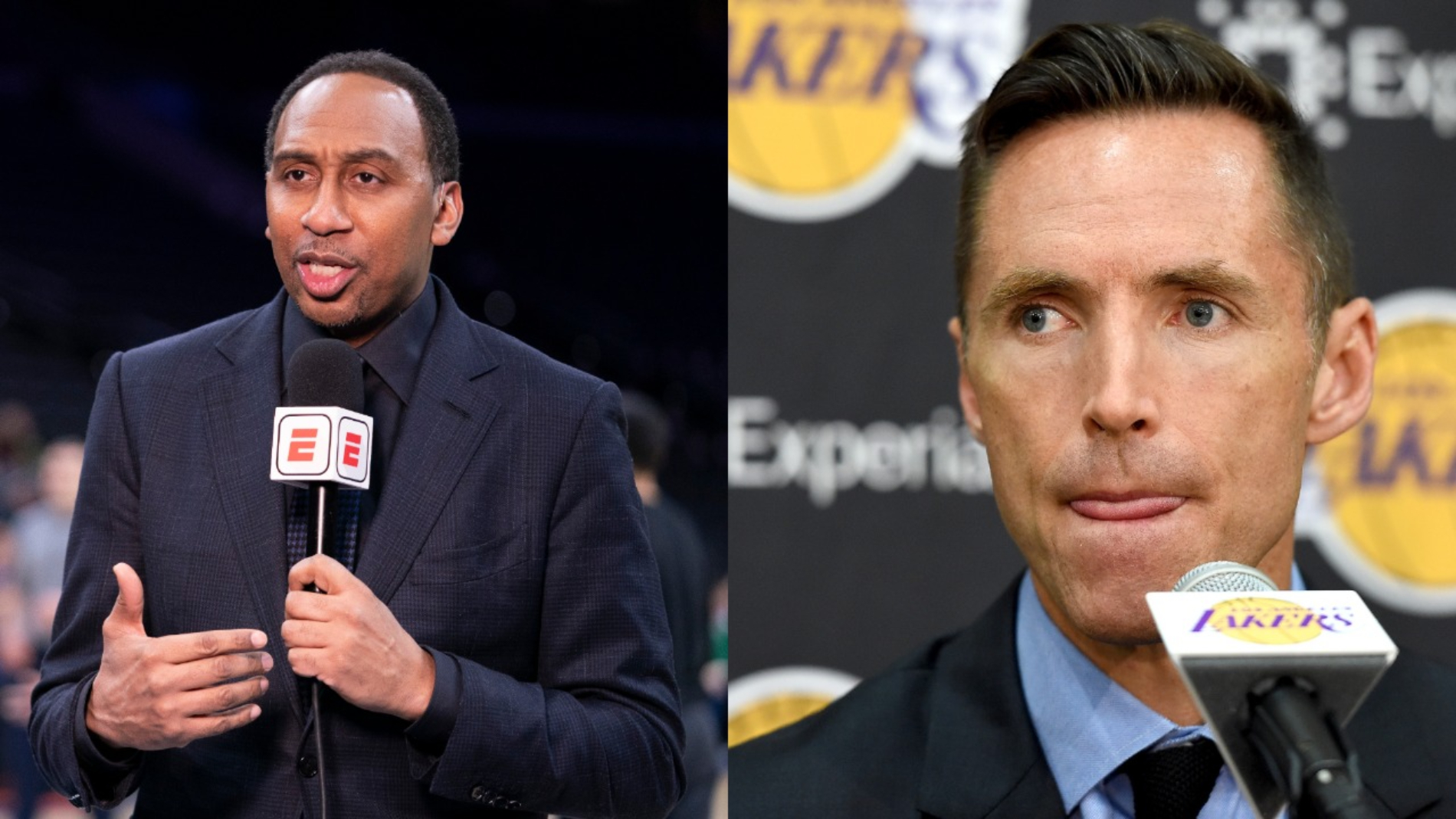The Brooklyn Nets' hiring of Steve Nash shocked the basketball world. Recently, Stephen A. Smith ripped it, calling it White privilege.
