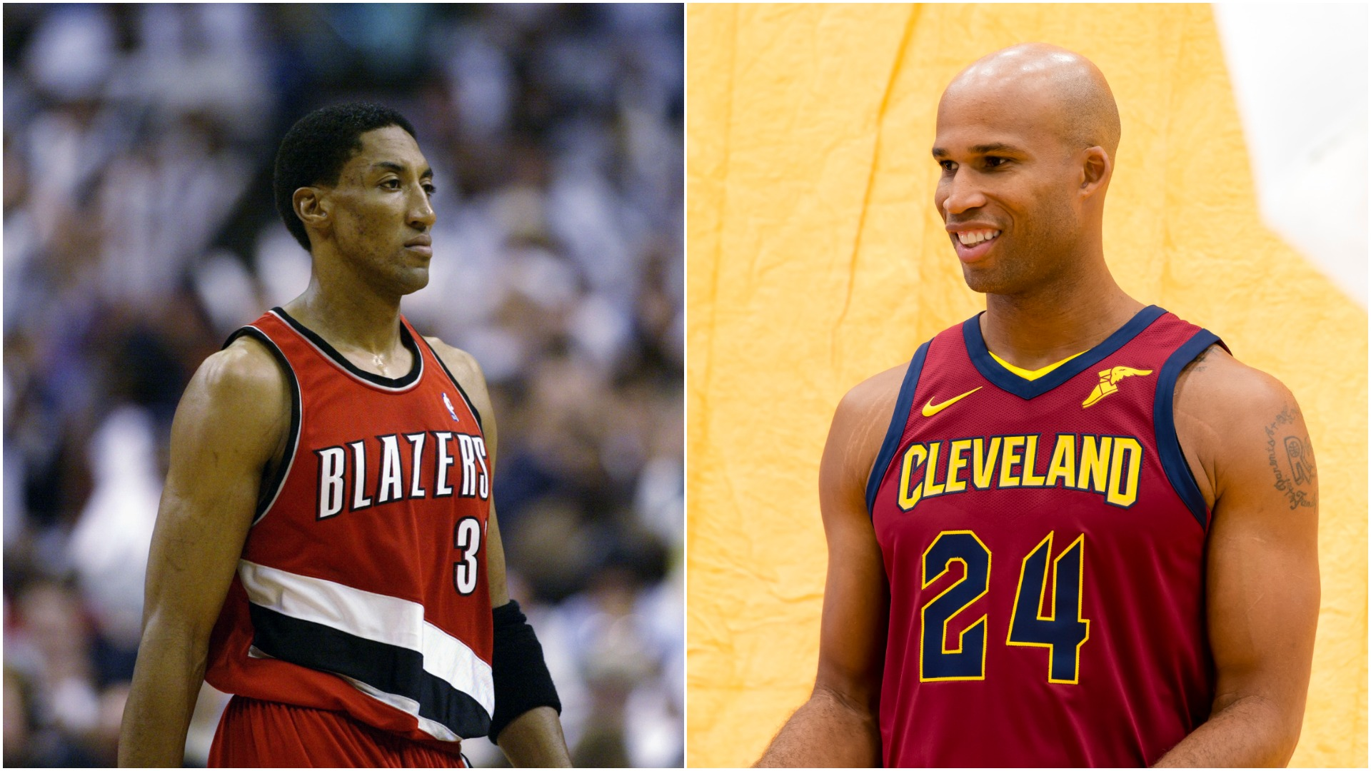 Scottie Pippen Richard Jefferson