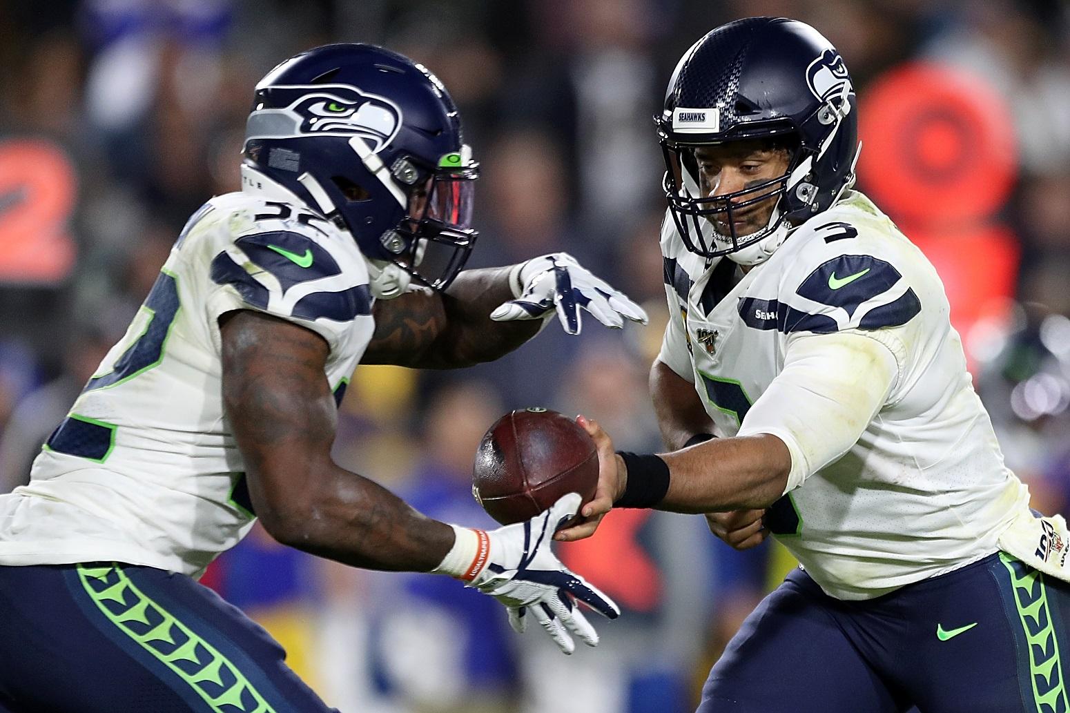 Seahawks dodge huge injury