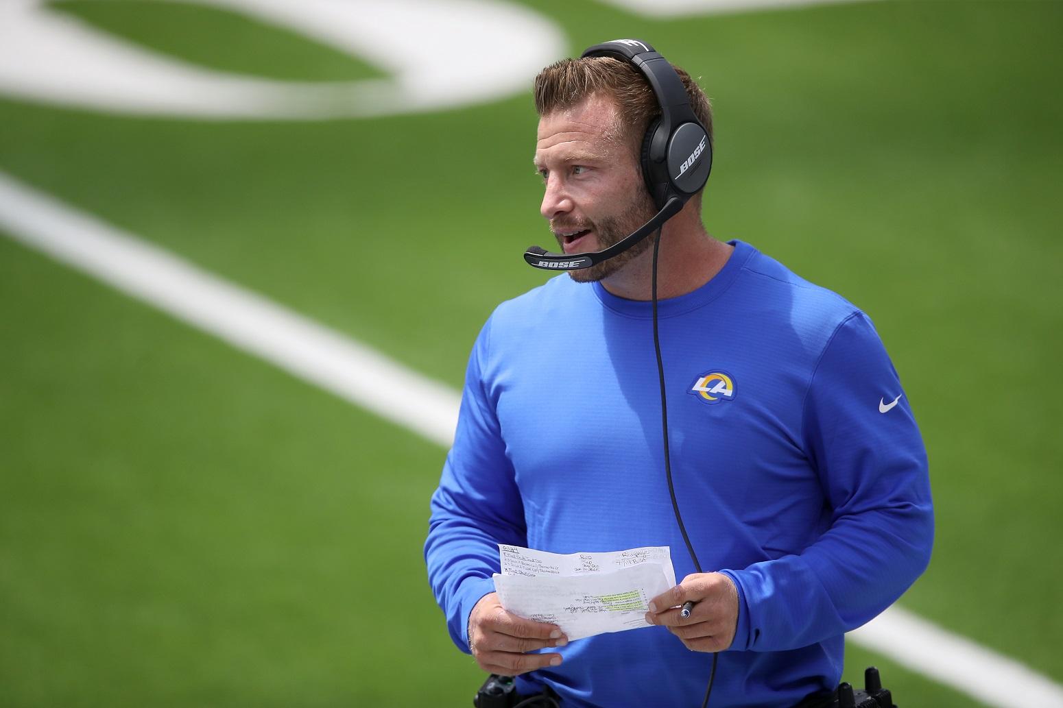 Sean McVay Rams NFL next move