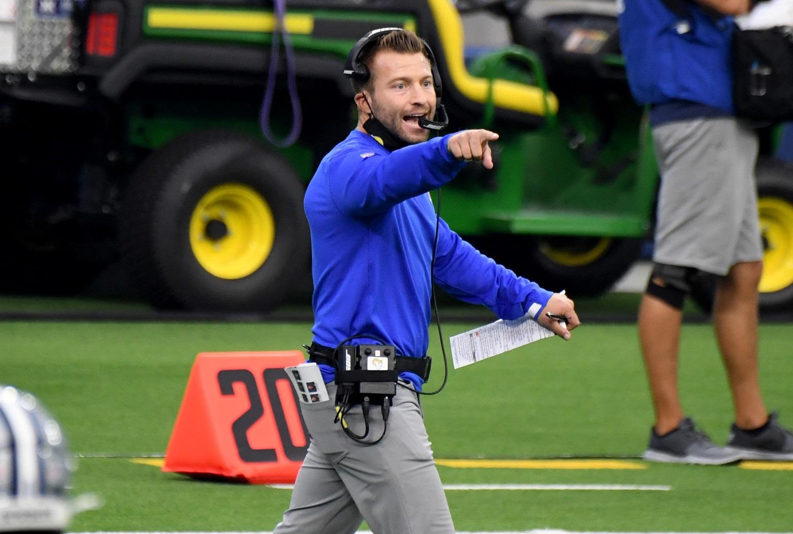 Sean McVay leaks Rams next big move