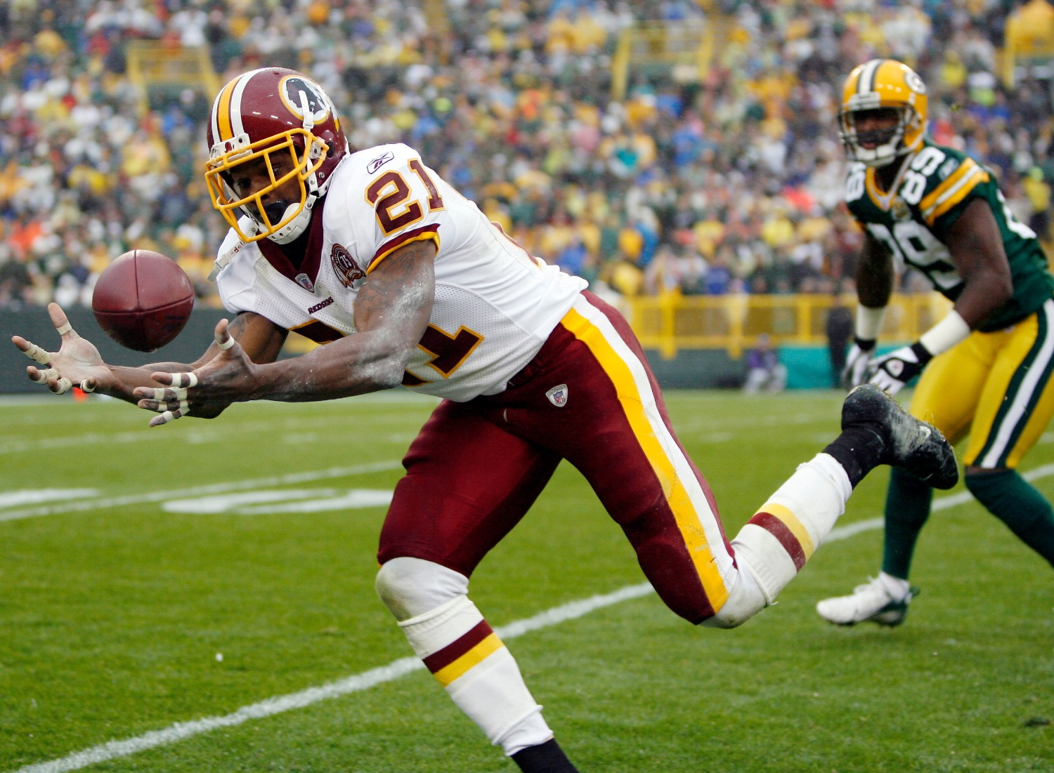 The Washington Football Team just honored Sean Taylor in a permanent way.