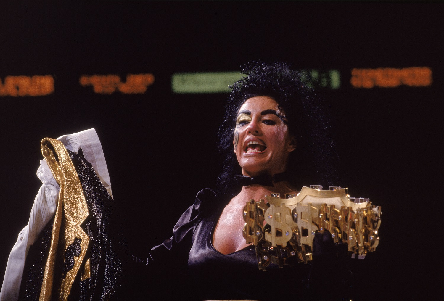 The Tragic Death of WWE Hall of Famer 'Sensational' Sherri Martel