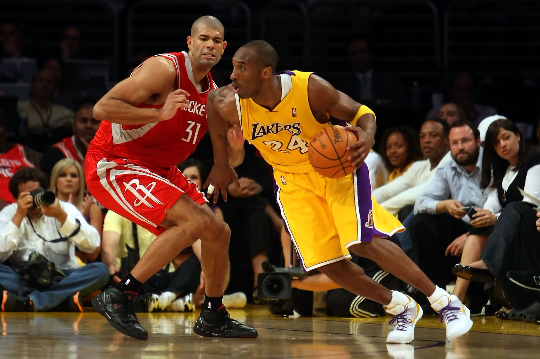 Shane Battier tried to defend against Kobe Bryant by taking advantage of his Mamba Mentality.
