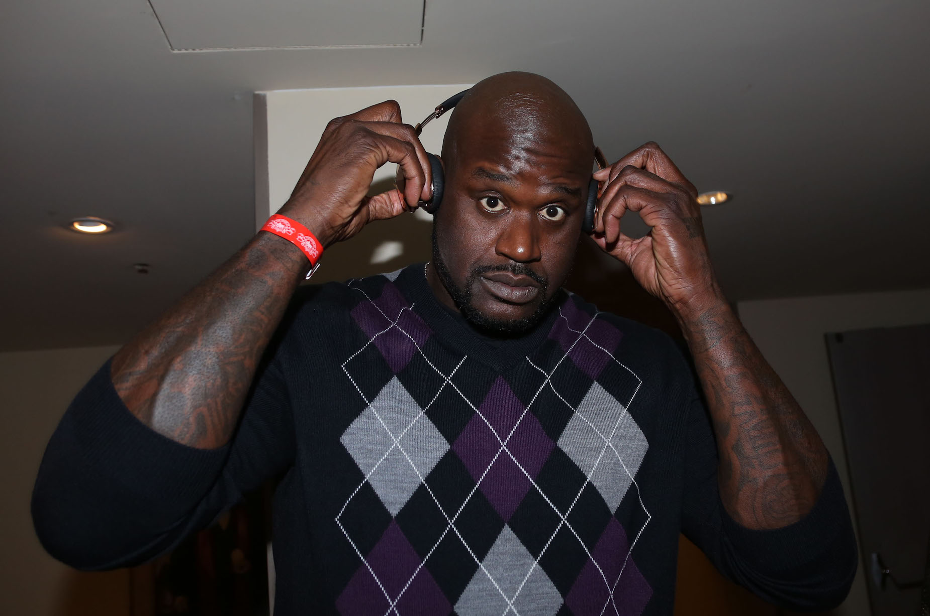 Shaquille O'Neal thinks that, if he hadn't fallen asleep, he could have saved The Notorious B.I.G.'s lifel