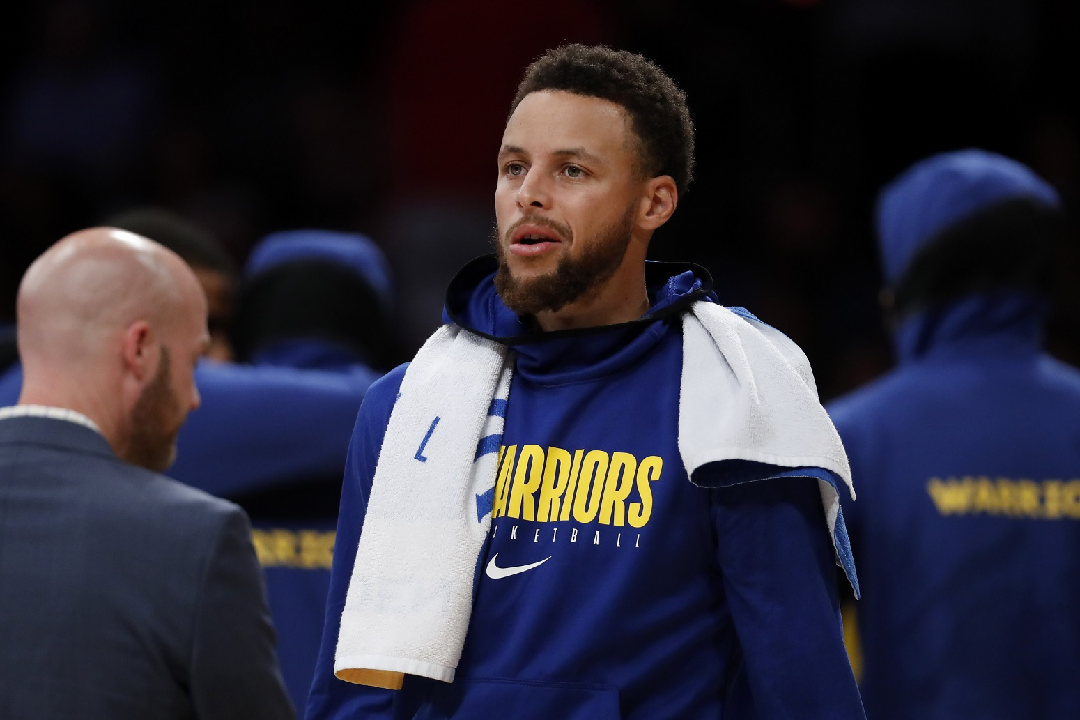 Stephen Curry NBA Donald Trump