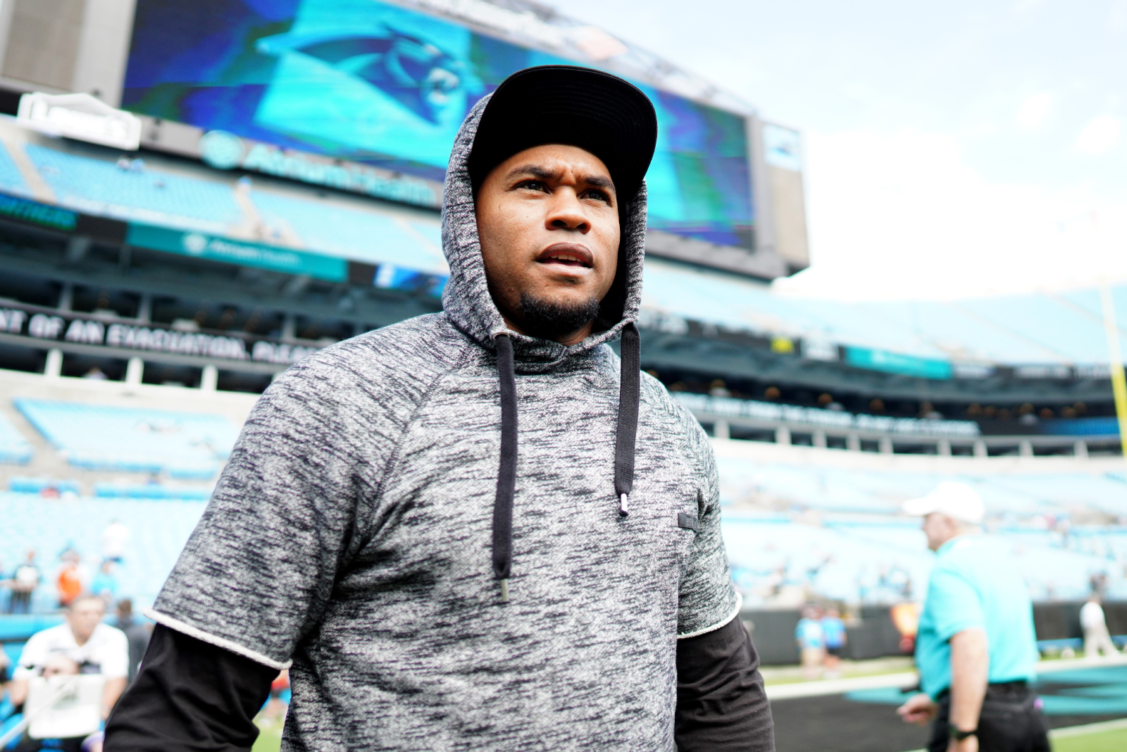 Steve Smith was a legendary receiver for the Carolina Panthers. He recently took a shot at another former Panthers receiver, Kelvin Benjamin.