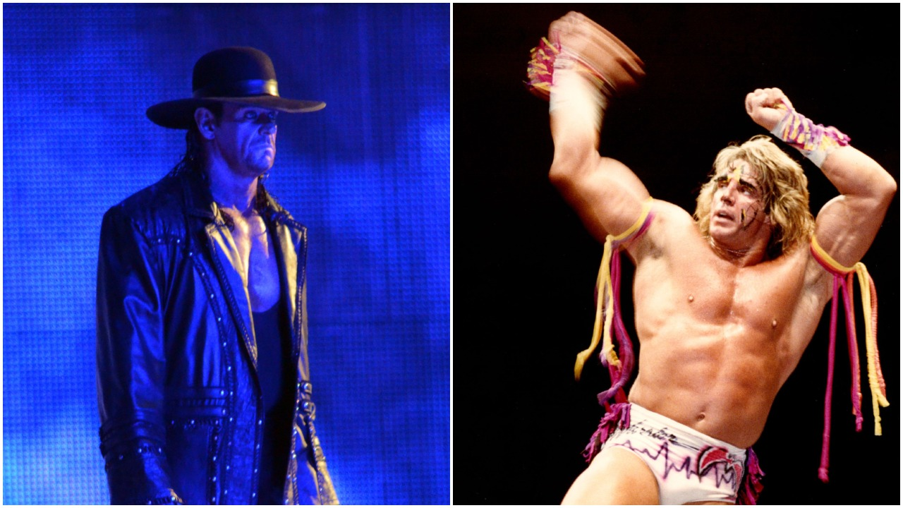 You Can Now Order Undertaker and Ultimate Warrior-Themed Wine From WWE (No, This Is Not a Joke)