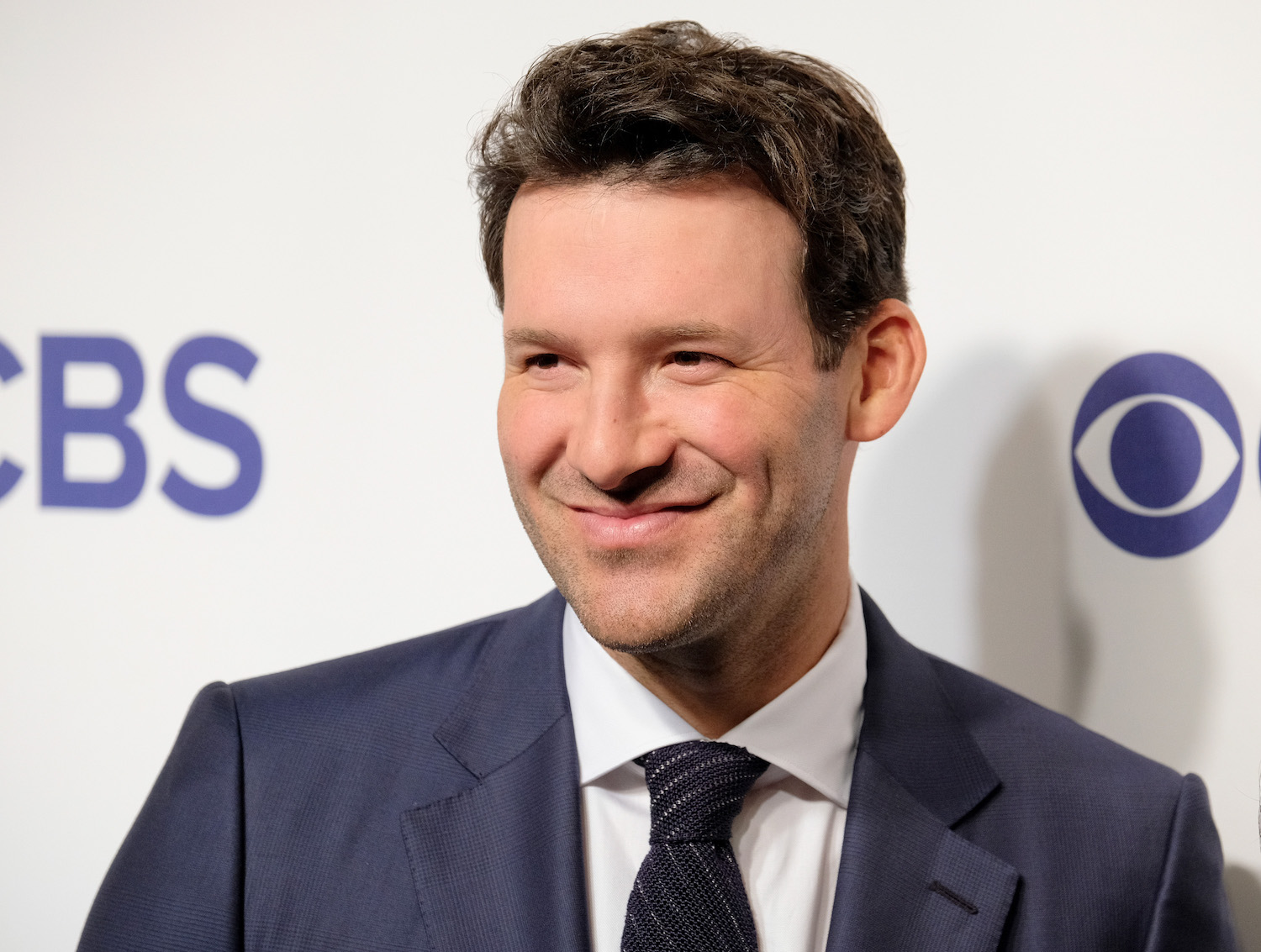 Tony Romo and Stephen Colbert Go Toe-to-Toe in Interview Taking Repeated Shots at Each Other