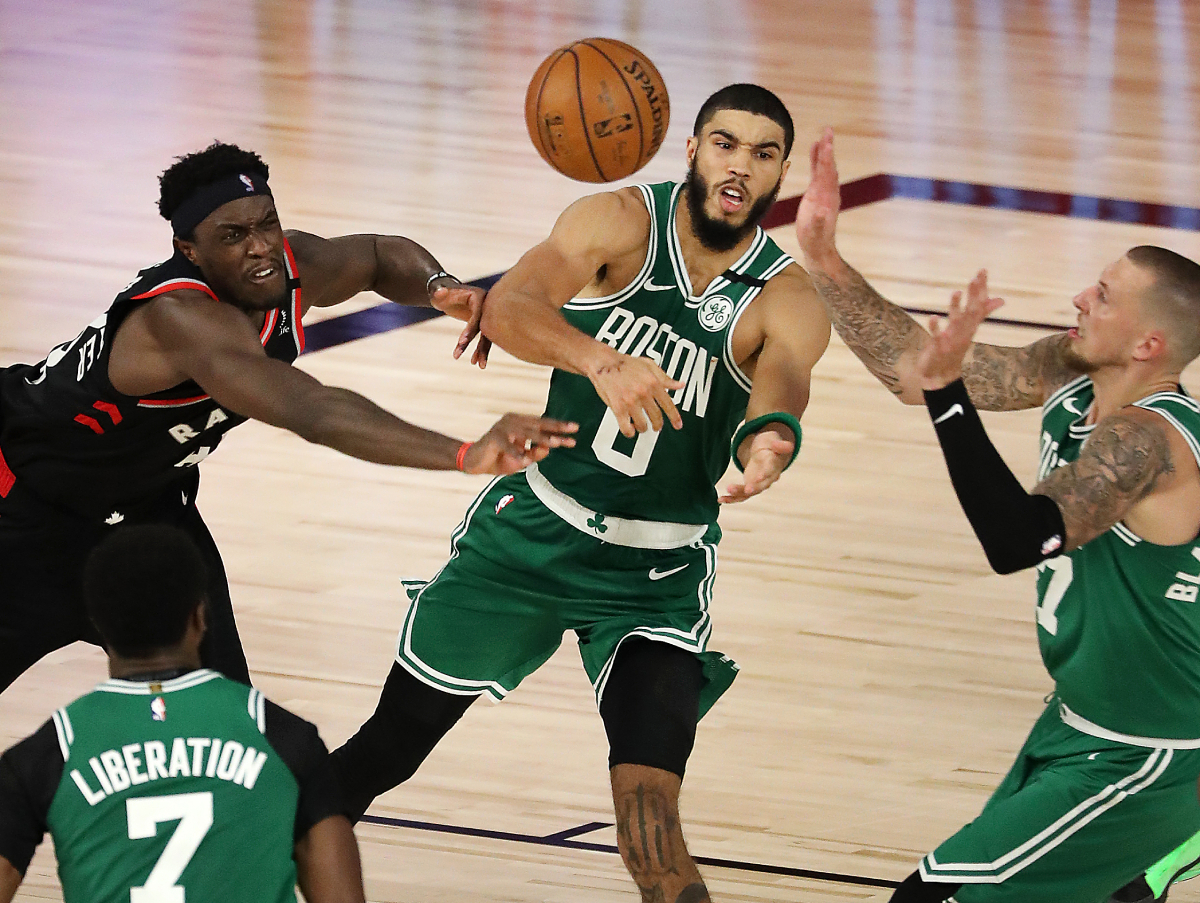 The Toronto Raptors and Boston Celtics are ready for a Game 7.
