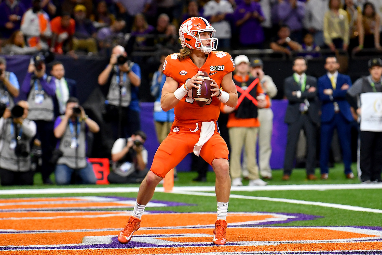 Trevor Lawrence Would Make $2.4 Million a Season According to New Report