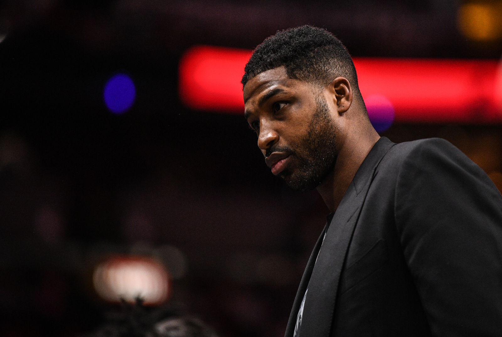 Tristan Thompson has played on the Cavaliers his entire career. Could he be on the move this offseason, though, or will he stay in Cleveland?