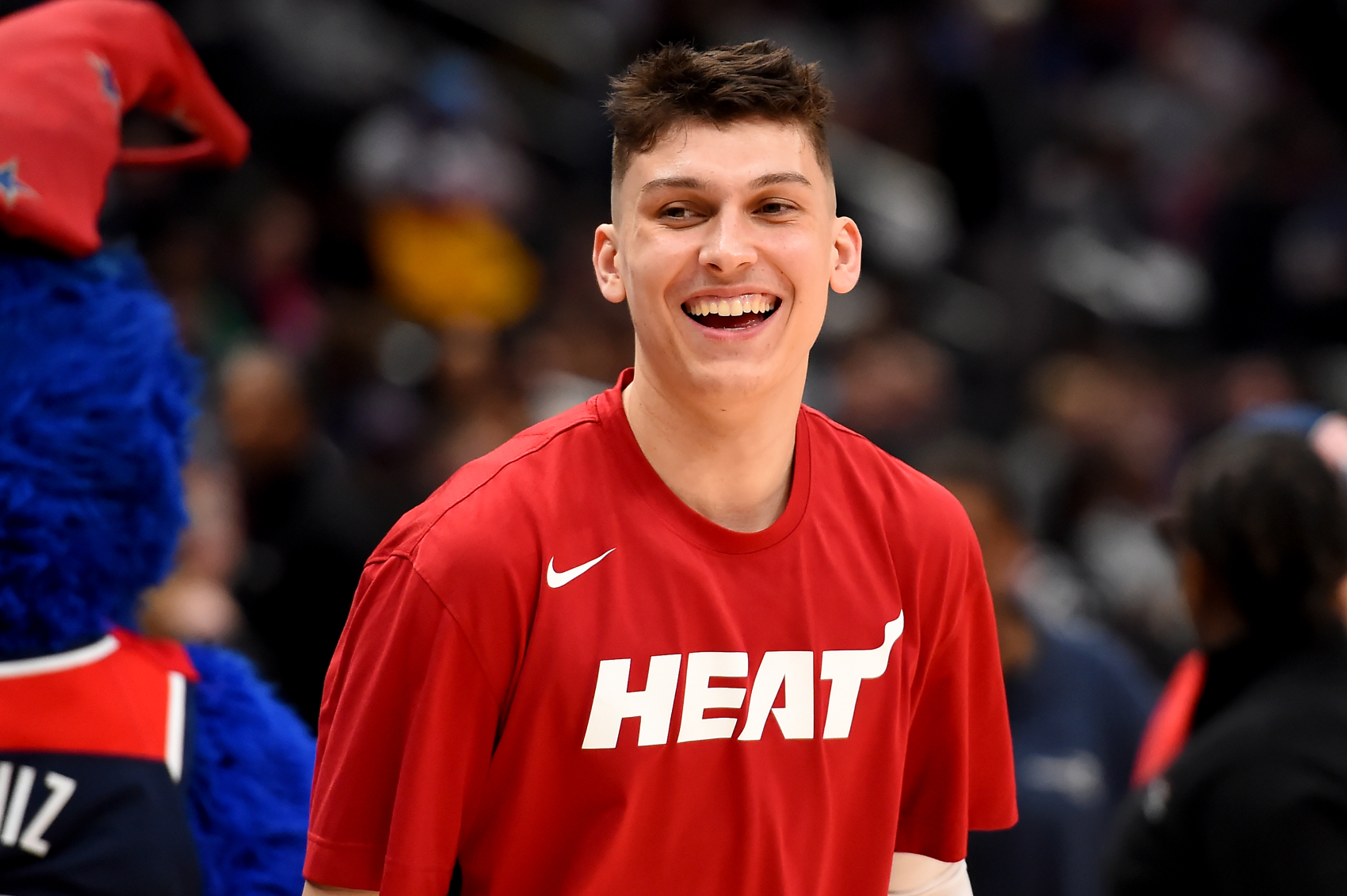 Tyler Herro has had an incredible rookie season with the Miami Heat. He just accomplished something no other rookie has this century.