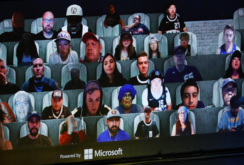 NFL virtual fans