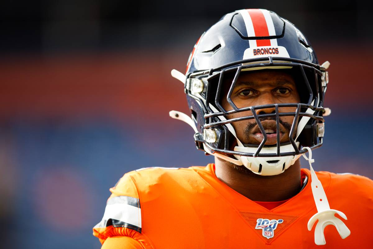 Von Miller may have played his final snap for the Denver Broncos after a devastating injury.