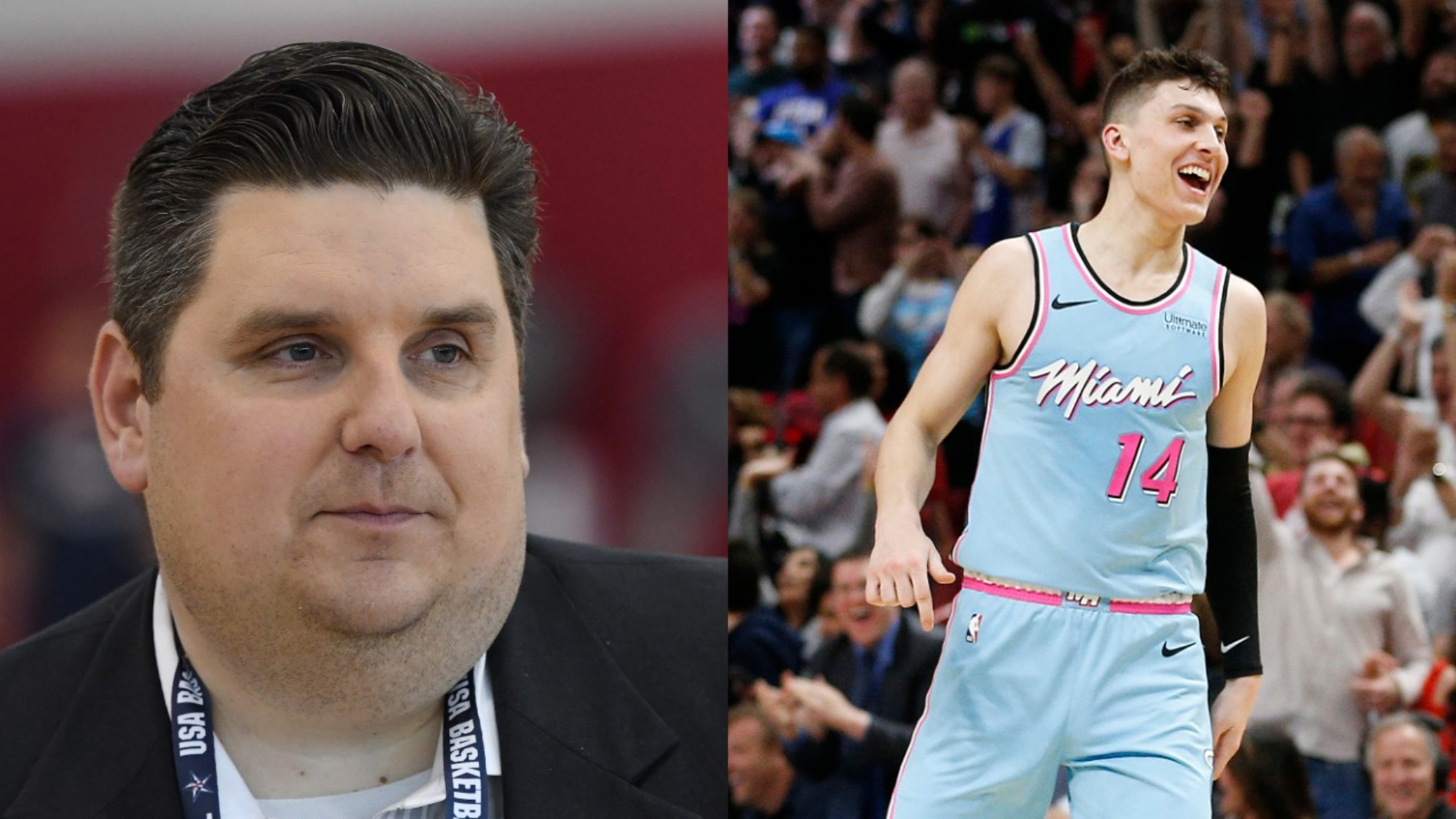 ESPN's Brian Windhorst recently looked at Miami Heat rookie Tyler Herro's dating life when trying to prove his high confidence level.