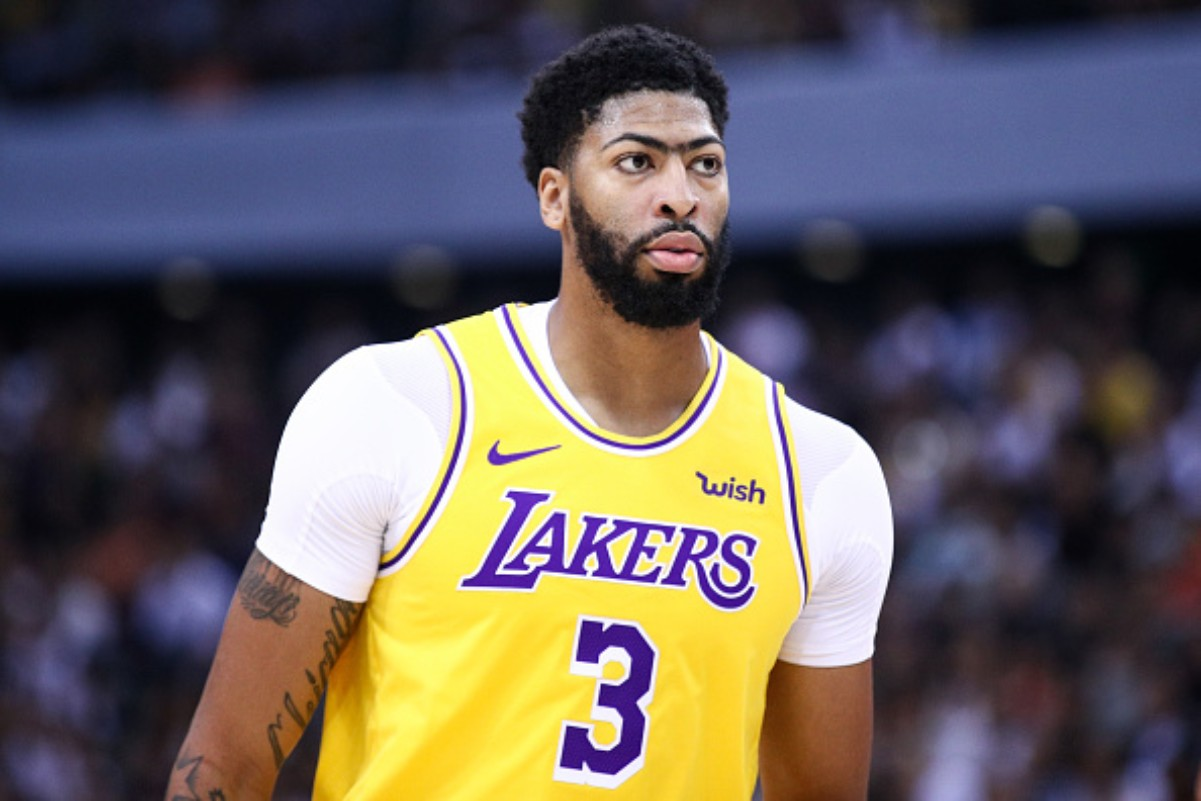 Anthony Davis spent his first seven seasons playing in New Orleans