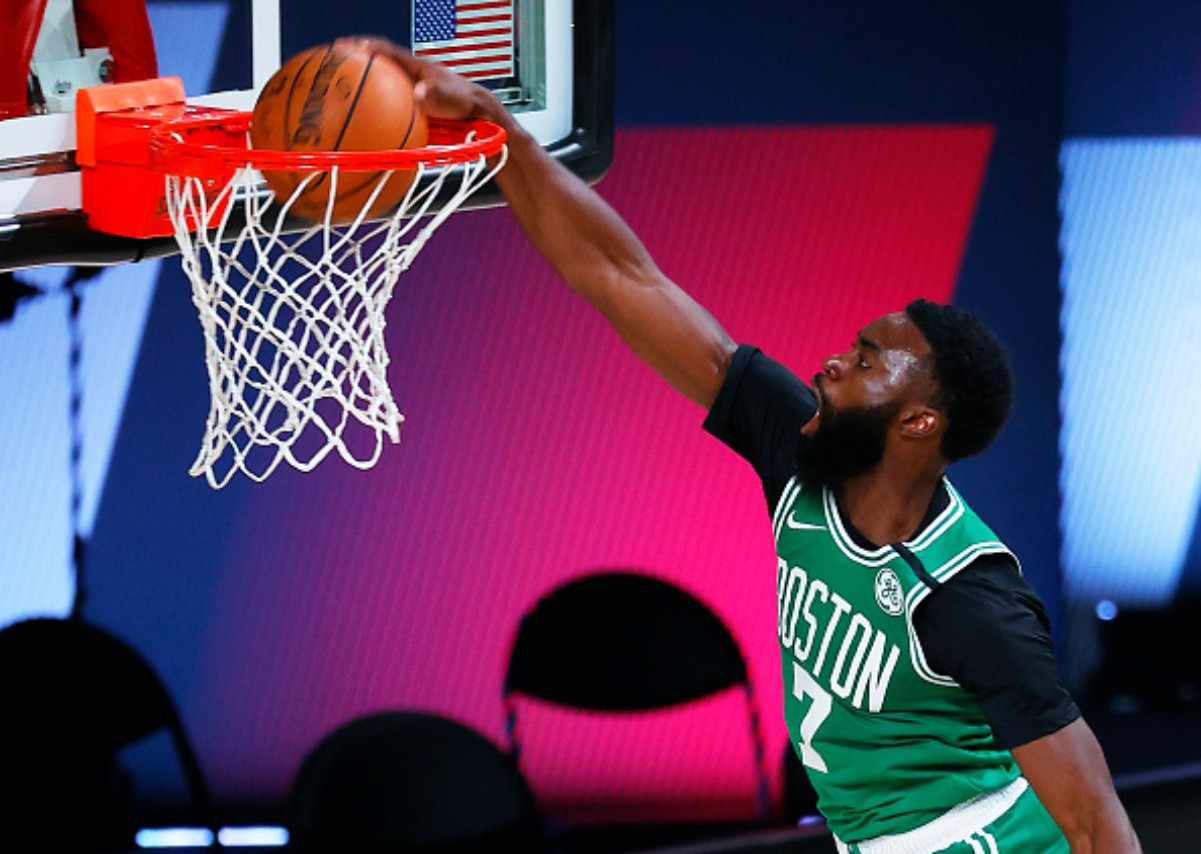 Boston Celtics have dominated during the 2020 NBA Playoffs