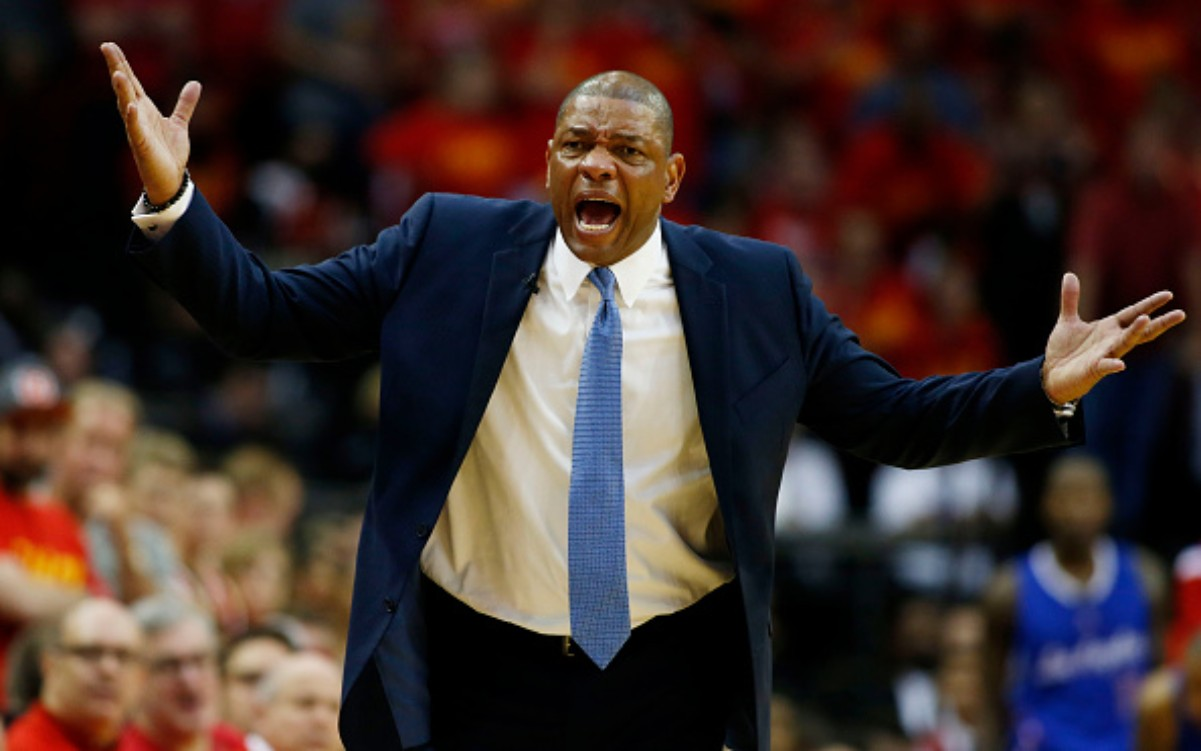 Doc Rivers has blown multiple 3-1 leads during his time as a head coach