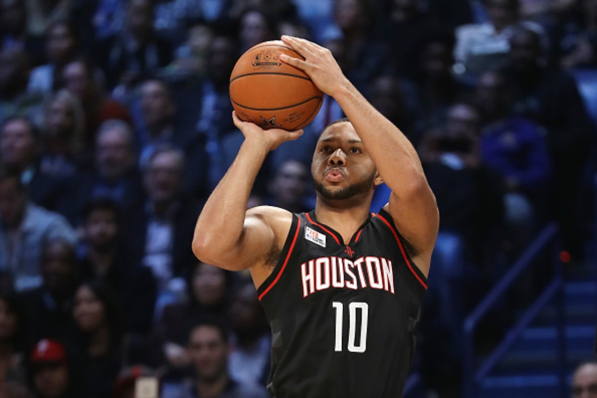 Eric Gordon has become a top player for the Houston Rockets
