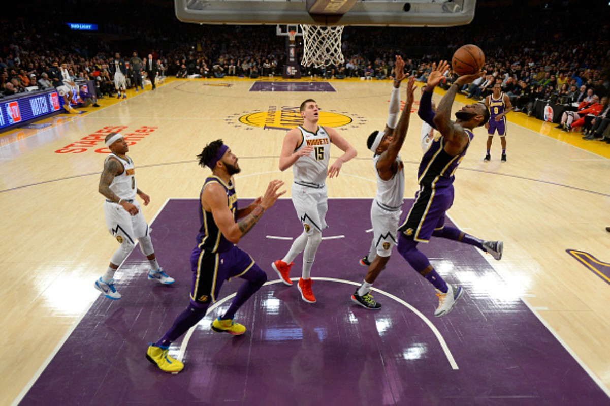 The LA Lakers and Denver Nuggets Meet in the Conference Finals for the 1st Time Since 2009