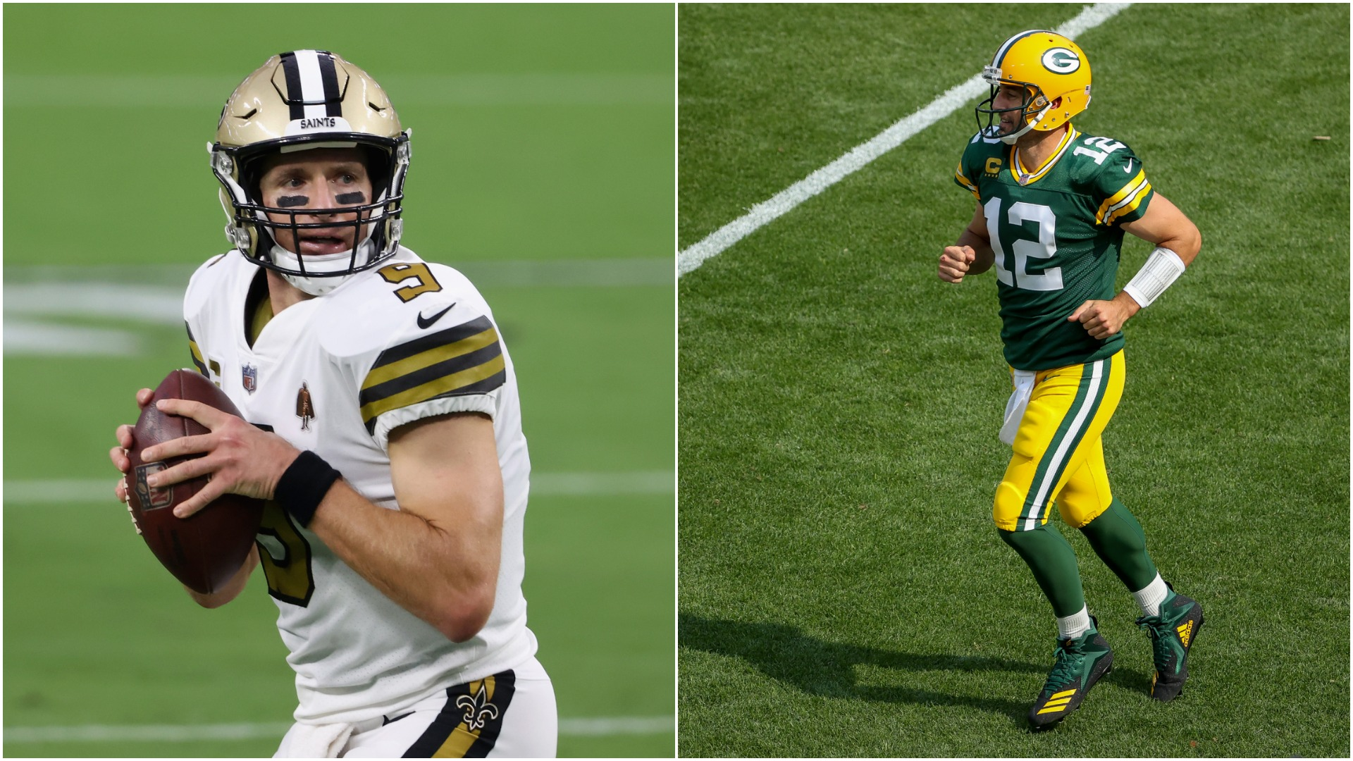 Both Aaron Rodgers and Drew Brees have had impressive NFL careers. Which quarterback has the larger net worth?