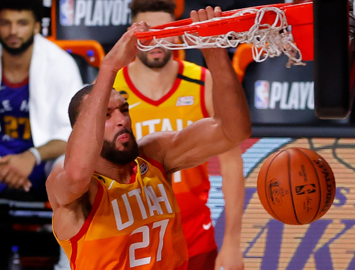 What is Utah Jazz Star Rudy Gobert's Net Worth?