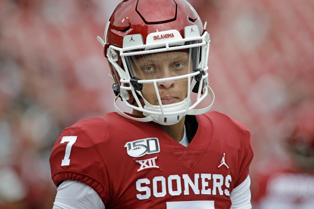 Netflix's 'QB1: Beyond the Lights' Star QB Spencer Rattler Gets His Chance to Shine at Oklahoma