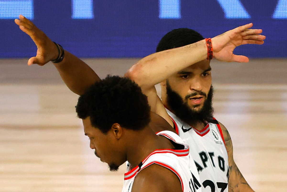 Toronto Raptors are in another Game 7 just like in 2019