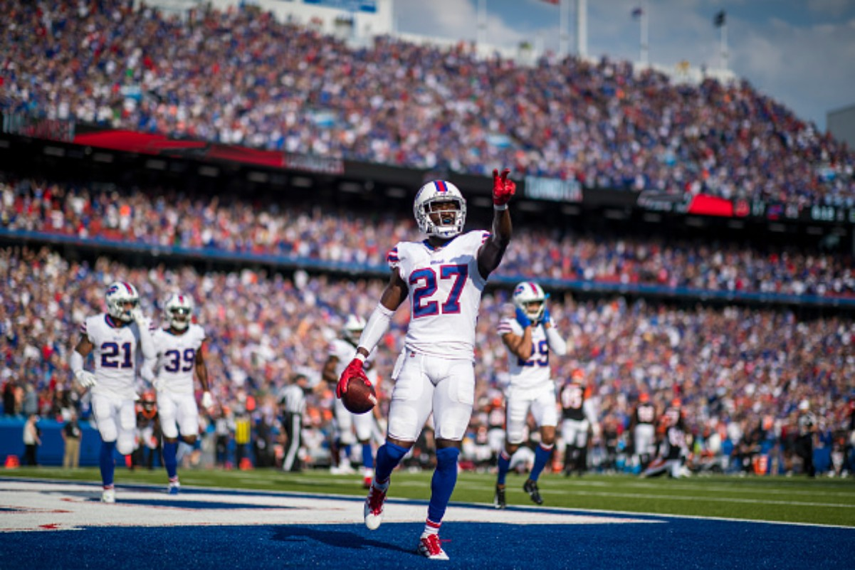 Tre'Davious White is in a great position to take care of his family.