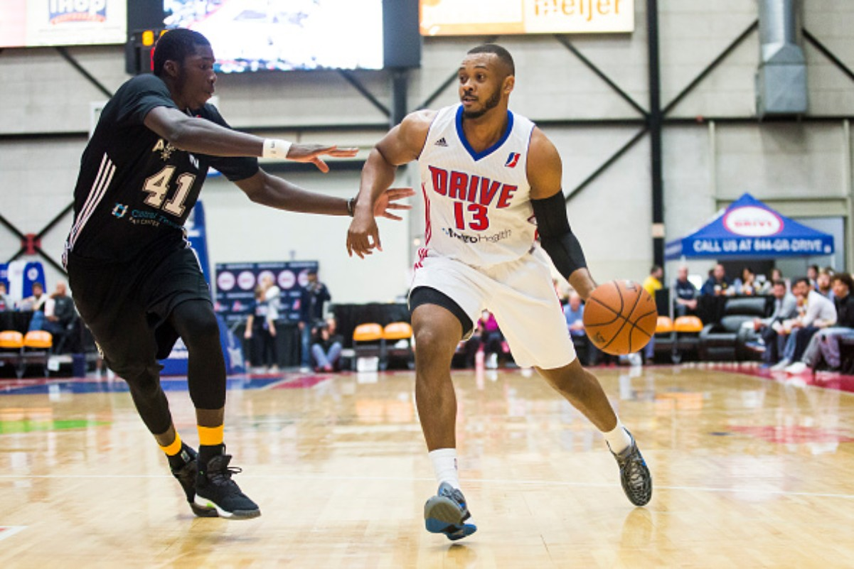 Zeke Upshaw collapsed during a NBA D League game in 2018 and died two days later