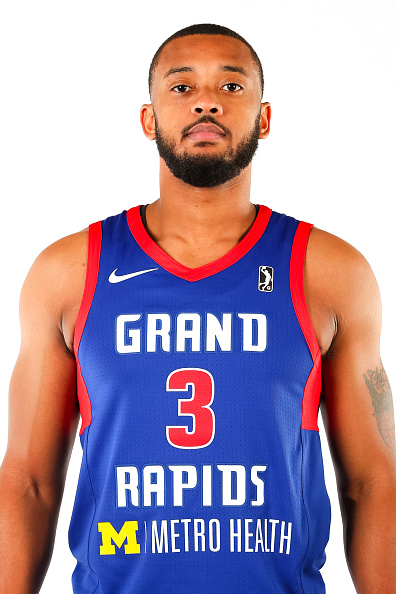 Zeke Upshaw spent three years playing at Illinois State and one year at Hofstra
