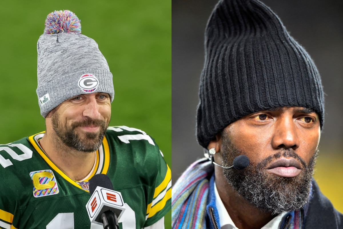 The Green Bay Packers nearly traded quarterback Aaron Rodgers to the Oakland Raiders in 2007 for wide receiver Randy Moss.