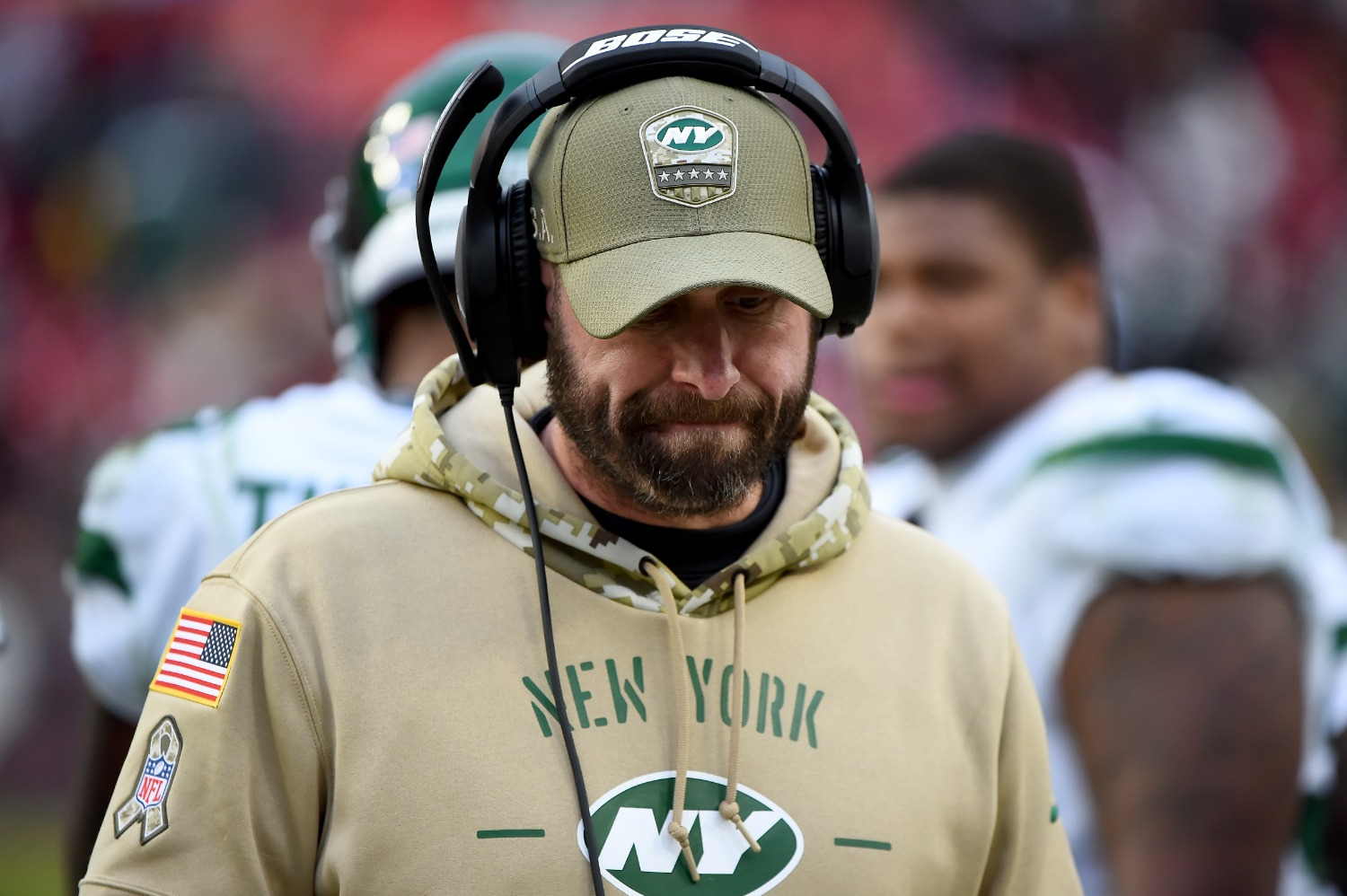 Jets head coach Adam Gase just committed the ultimate fireable offense. Will NY fire Gase in order to save Sam Darnold's career?