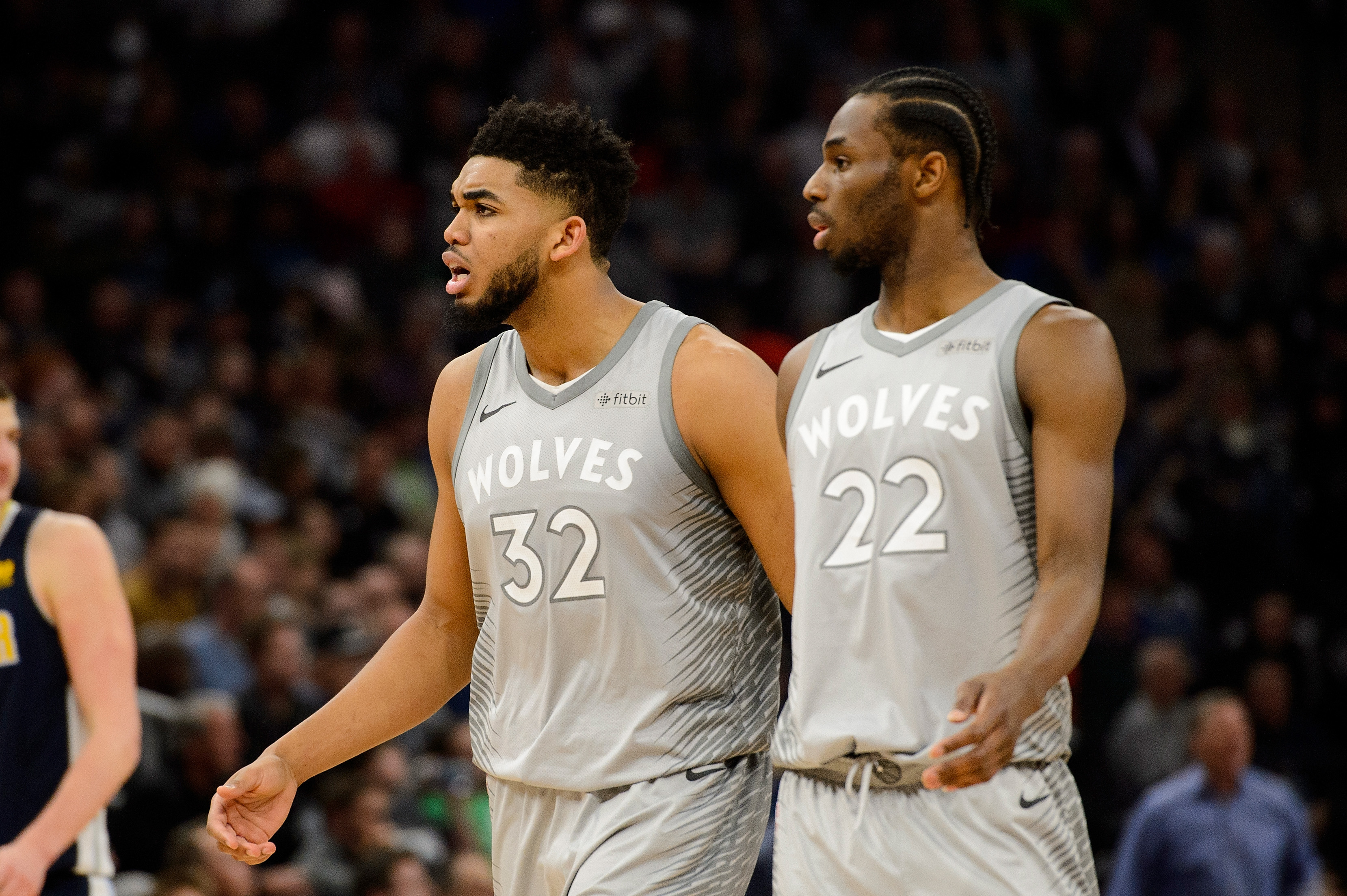 Andrew Wiggins Just Threw Karl-Anthony Towns Under Bus