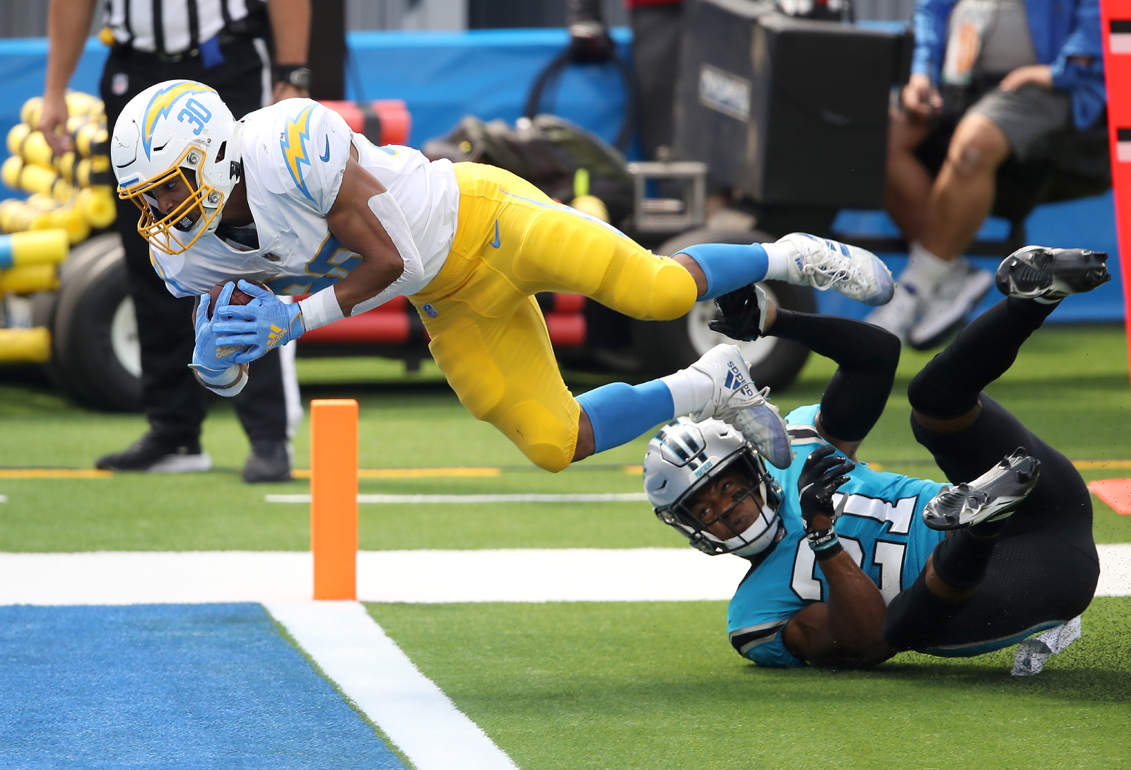 The Los Angeles Chargers just lost their $24.5 million star. Will the Chargers be able to replace Austin Ekeler and his production?