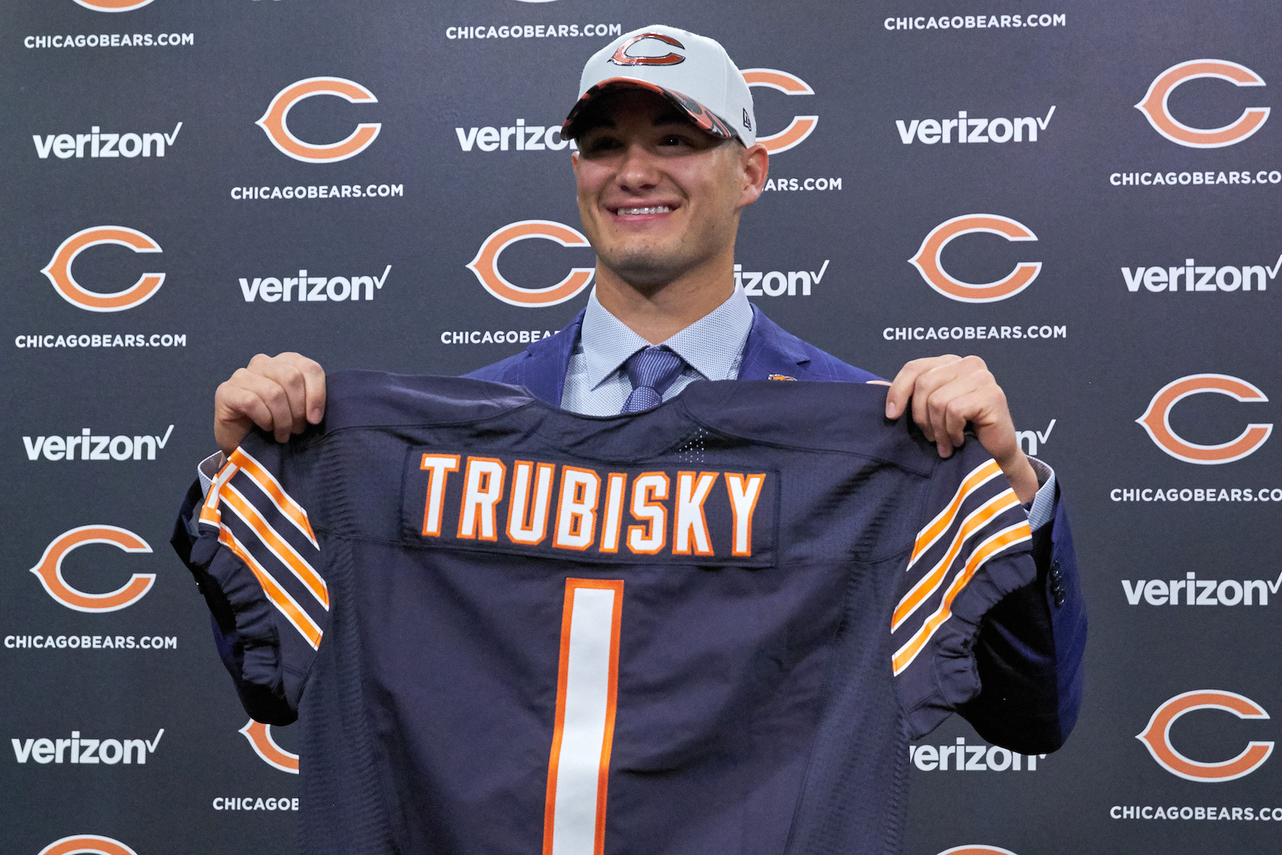 The Chicago Bears decision to draft Mitchell Trubisky just got even more painful for Bears fans.