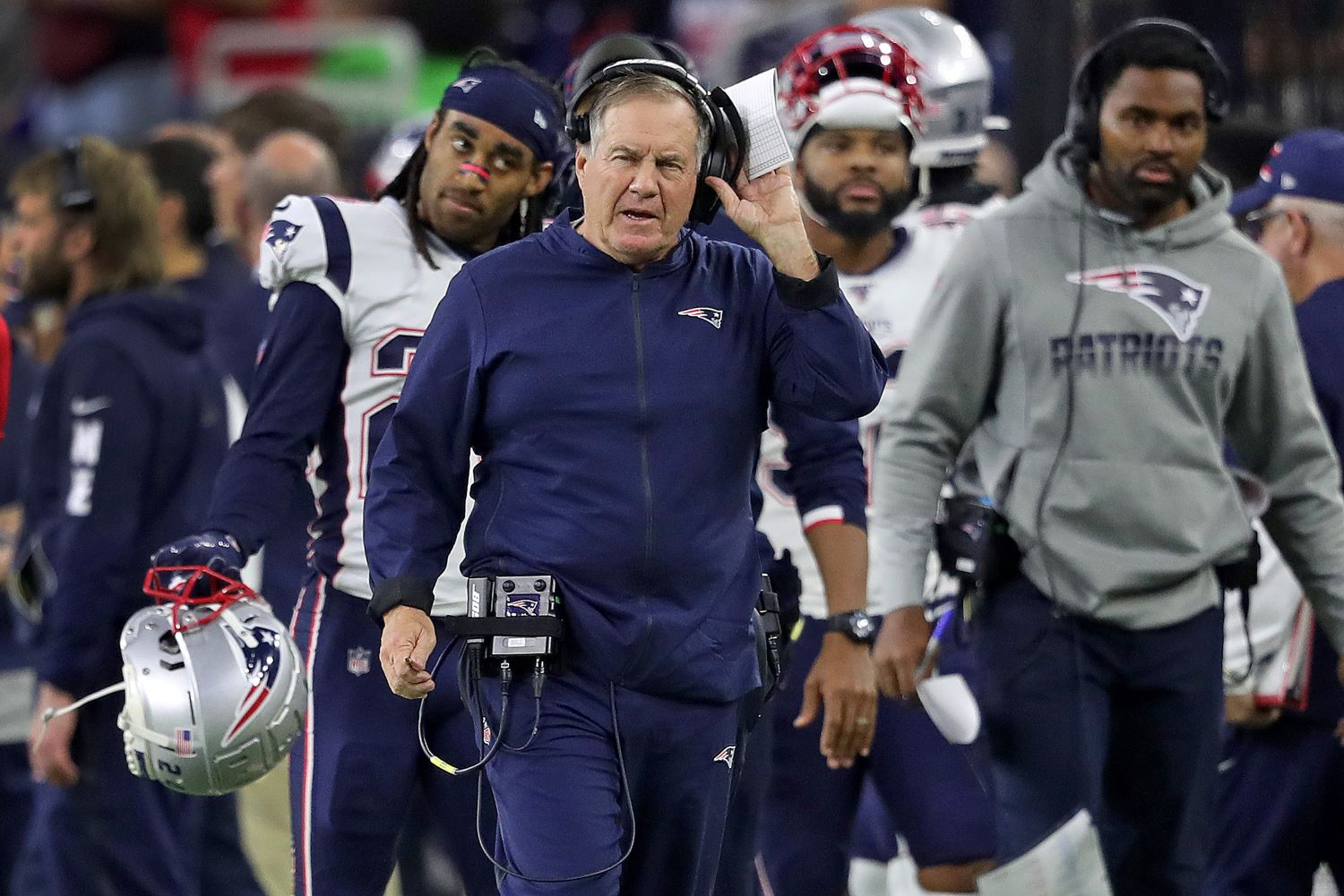 With Stephon Gilmore reportedly putting his house for sale, Bill Belichick just lost any trade leverage for the Patriots' star cornerback.