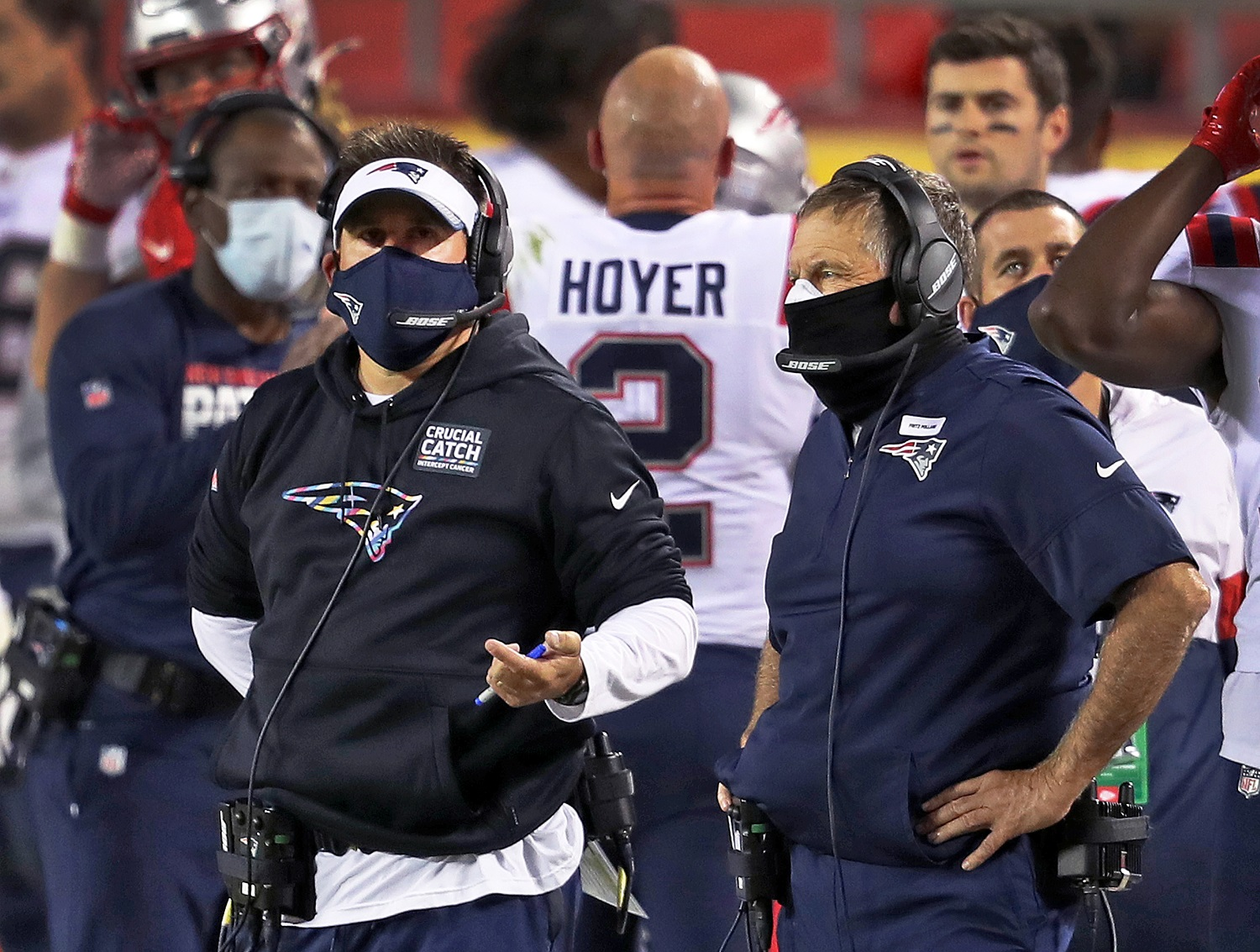 The New England Patriots just passed an important COVID-19 test ahead of their matchup with the Denver Broncos.