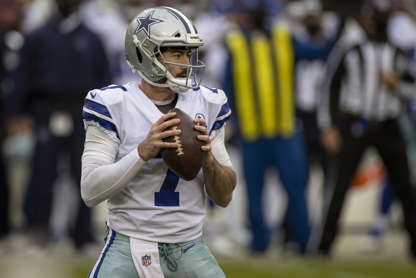 Ben DiNucci is now, most likely, getting the start for the Dallas Cowboys in Week 8. He recently revealed what Dak Prescott has said to him.