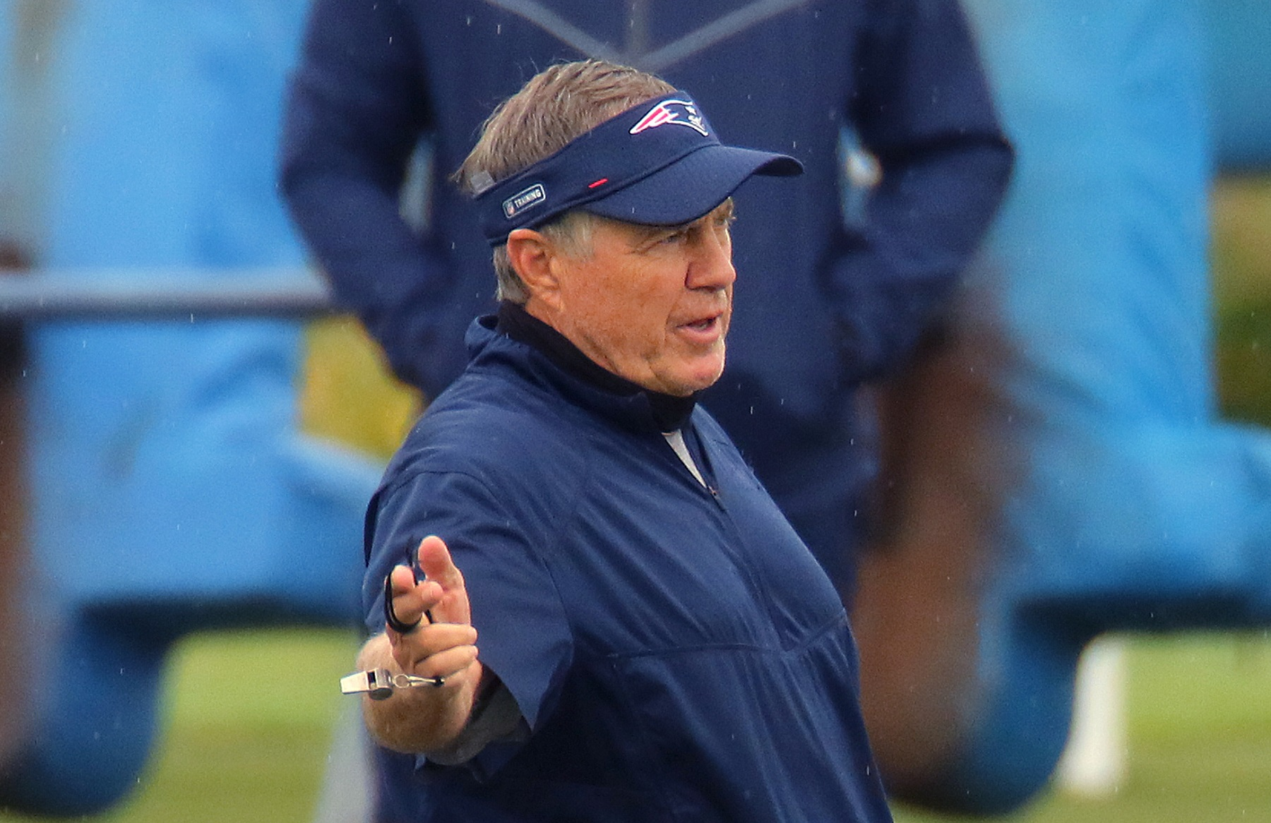 Bill Belichick, New England Patriots