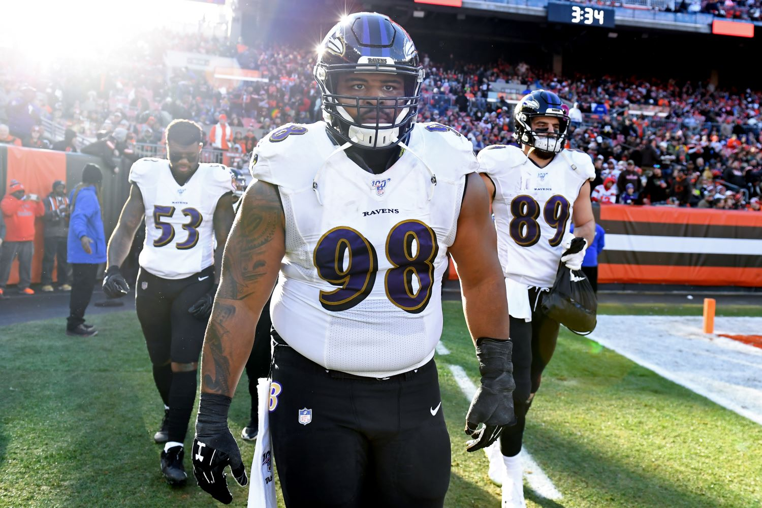 The Baltimore Ravens just suffered a brutal COVID-19 blow with Brandon Williams landing on the reserve/COVID-19 list.