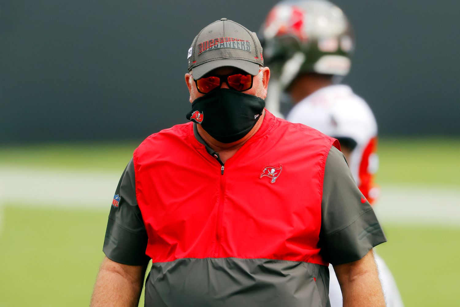 Bruce Arians Just Sent a Clear Message About Antonio Brown's Future With the Buccaneers