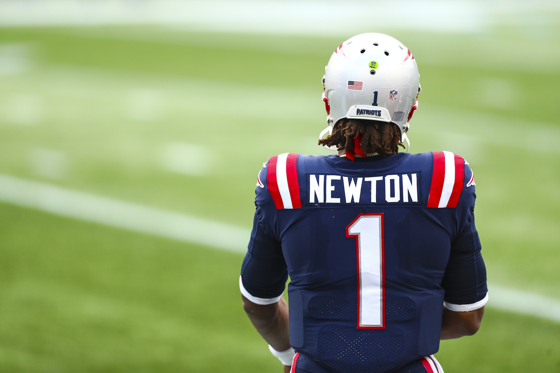 How long will COVID-19 keep Cam Newton from playing with the New England Patriots?