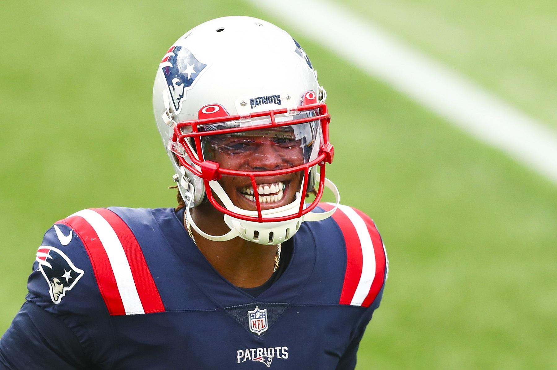 Cam Newton, New England Patriots