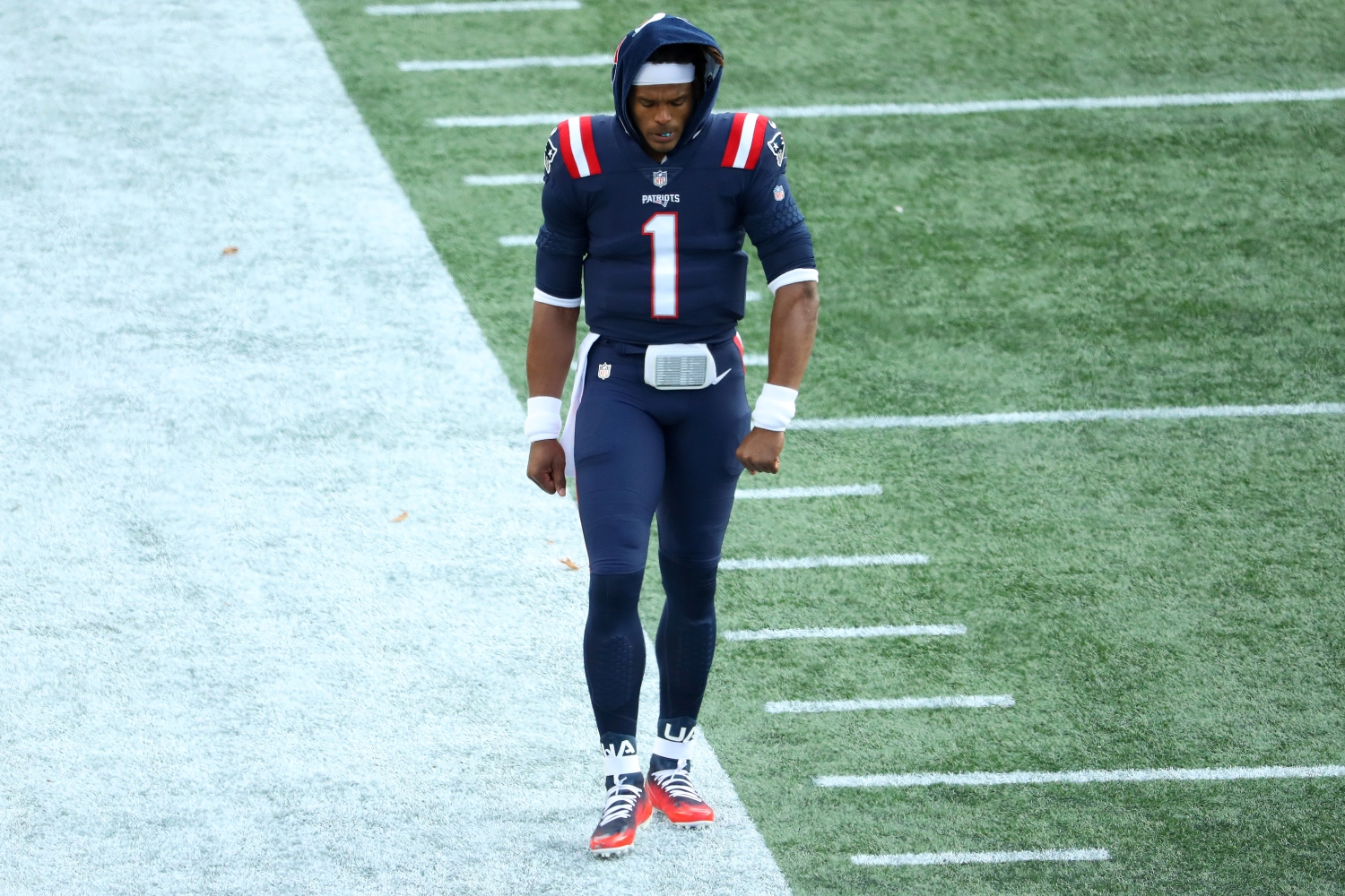 Cam Newton got brutally honest about his future with the Patriots on Monday. Will New England move in a different direction at quarterback before the season is over?