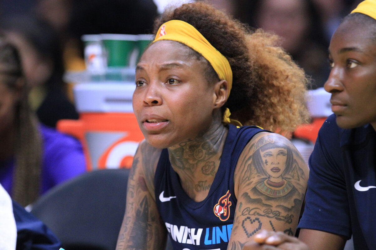 Former Indiana Fever star and WNBA Finals MVP Cappie Pondexter has been reported missing by the WNBPA. Here is the latest.